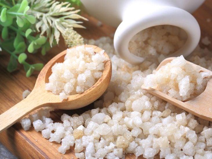kaalulangus epsom salt bath sleimming lihavottemunad
