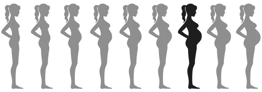 kaalulangus 7 kuud rase
