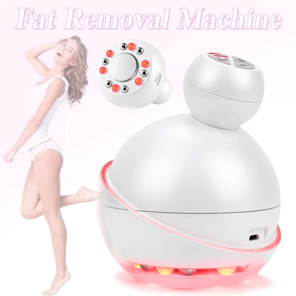 ultrasonic ems rf body slimming machine