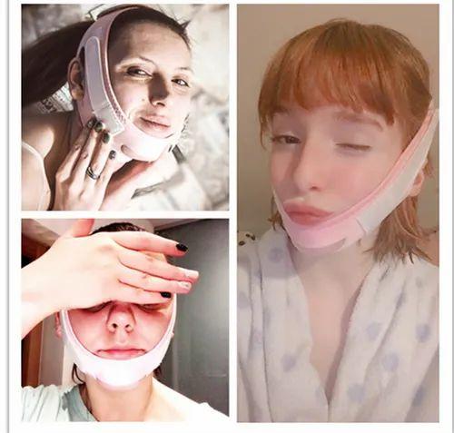 v line face slimming mask parim viis kova rasva poletamiseks