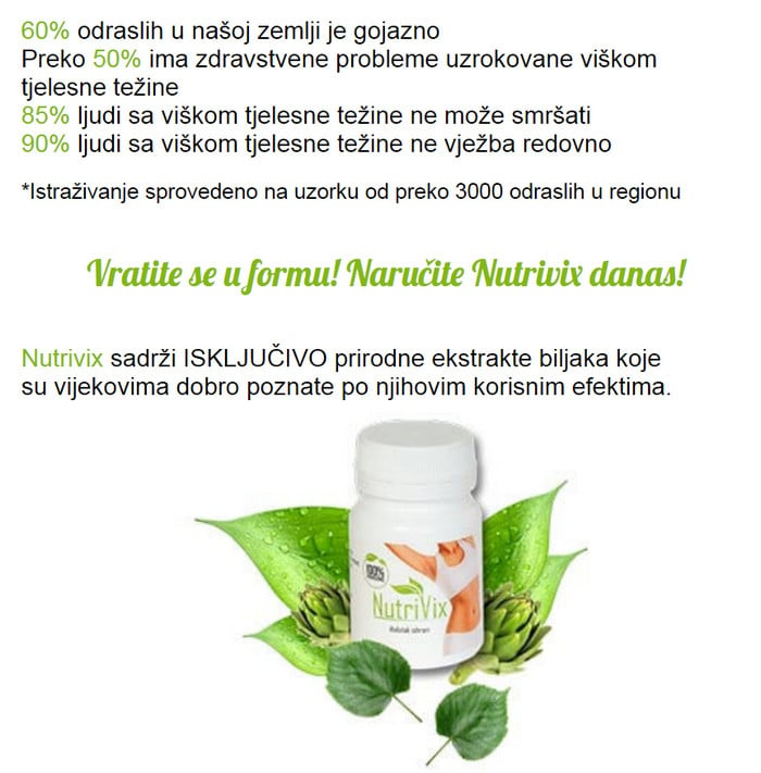 nutrivix bosna
