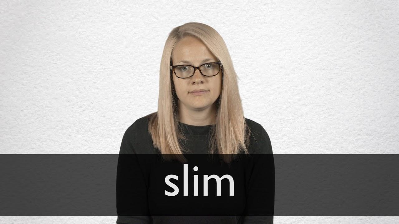 slim down define
