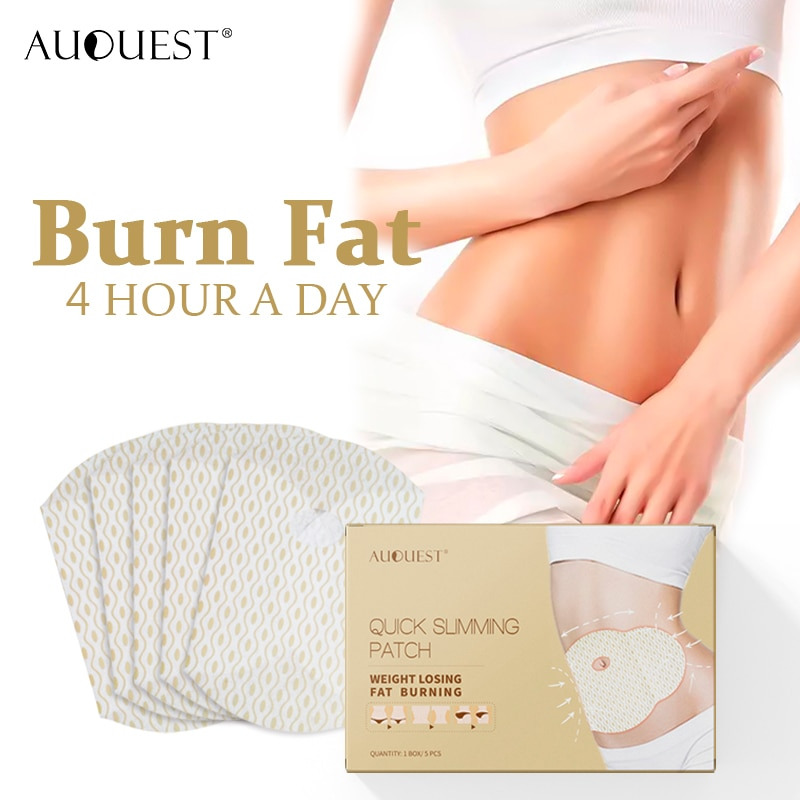 slimming solutions patches arvustused