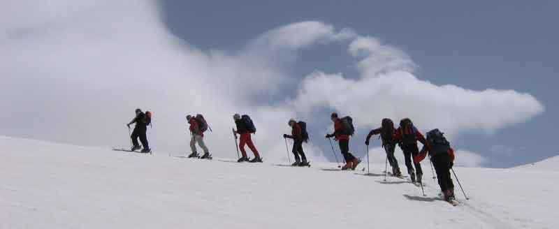 snowshopeing kaalulangus rasvakoolituse poletamine